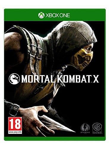 Mortal Kombat X (Xbox One) UK IMPORT REGION FREE (Kombat Import Mortal Edition X)