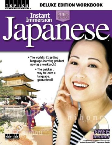 Instant Immersion Japanese: Workbook