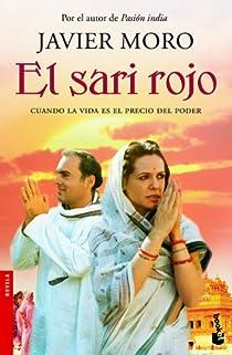 El sari rojo par Moro