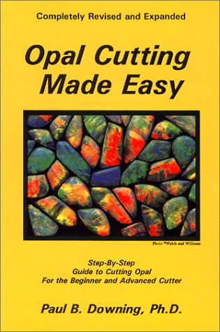 Opal Cutting Made Easy (Jewelry Crafts) by Brand: Majestic Press, Inc.