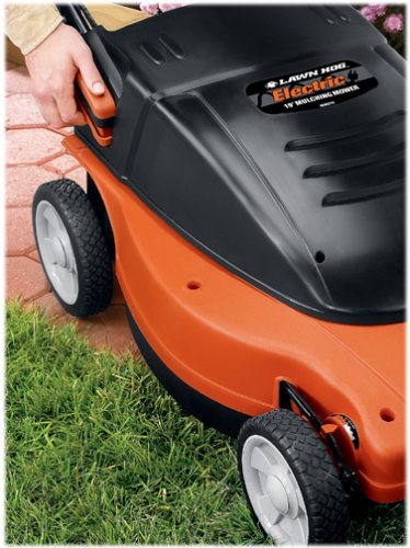 Lawn Hog Parts : Wiring diagram for a lawnhog in mower mm