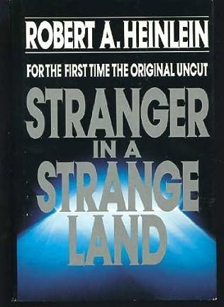 book cover of Stranger in a Strange Land