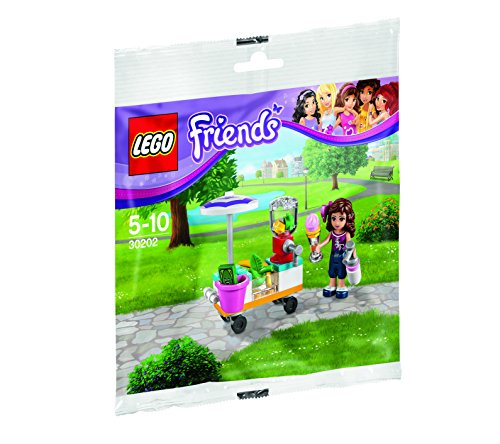 Review LEGO Friends Smoothie Stand