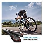 Chistar-sellino-professionale-per-mountain-bike-con-protezione-antipioggia-da-uomo-e-donna-in-gel-di-silicone-per-bicicletta-MTB-BMX-bici-da-citt-bici-da-corsa-con-strisce-riflettenti