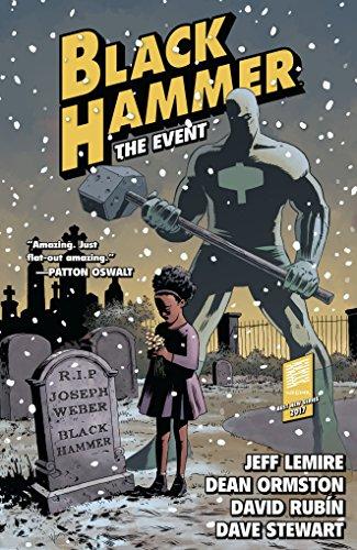 Von Hammer (Black Hammer Volume 2: The Event)