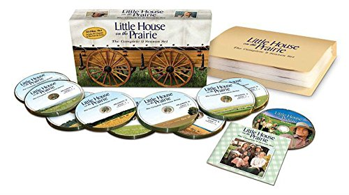 Little House on the Prairie Complete Collection Series 1-9 Season (DVDS 55-Disc)