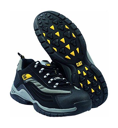 antinfortunistiche 3 Cat Nero Footwear nero uomo Scarpe UTqqYRwE4