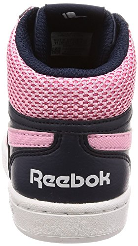 Multicolor collegiate Prime Navy Mujer white Royal Para 000 De Reebok Zapatillas Mid Pink Deporte light z8xUwg