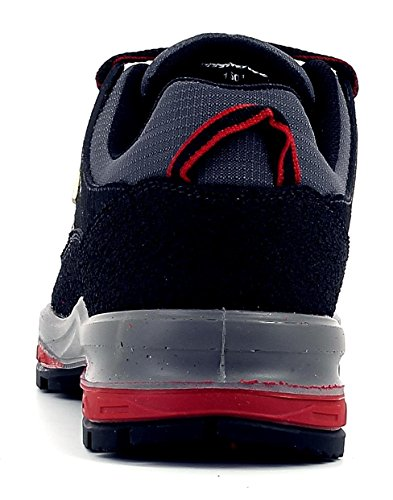 Membrankonstruktion Trekking Halbschuh Wander Sohle Schuhe aus hochwertigem Grisport und low Gritex Damen Terrain Herren V34 Vibram und Wildleder Unisex x8nwgPvBqZ