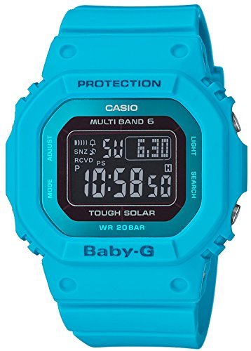 CASIO Ladies Watch BABY-G Tripper world six stations Solar radio BGD-5000MD-2JF