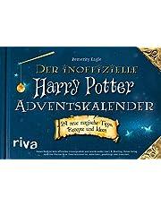 Den inofficiella Harry Potter-adventskalendern: 24 nya magiska tips, recept och idéer