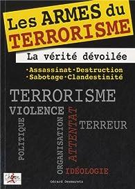 Les armes du terrorisme par Gérard Desmaretz