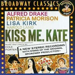 Kiss Me, Kate (1959 Recording With Original Cast)