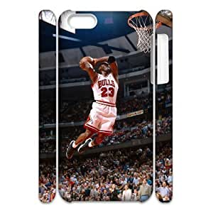 diy zhengCool Painting Michael Jordan Personalized 3D Cover Case for iphone 5c,customized phone case case-689045