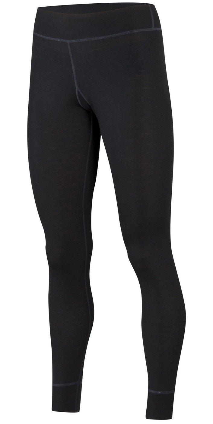 Ibex Outdoor Clothing Merino Wool Woolies 1 Bottom, Black, Large 0177