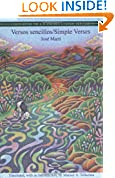 #9: Versos Sencillos: Simple Verses (Recovering the Us Hispanic Literary Heritage) (Pinata Books for Young Adults) (English, Spanish and Spanish Edition)