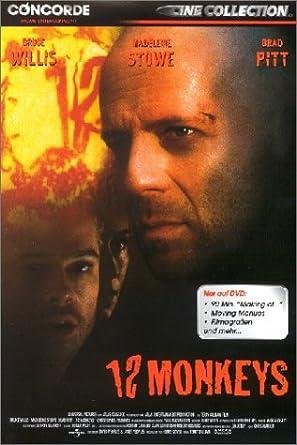 12 Monkeys: Amazon de: Bruce Willis, Madeleine Stowe, Brad