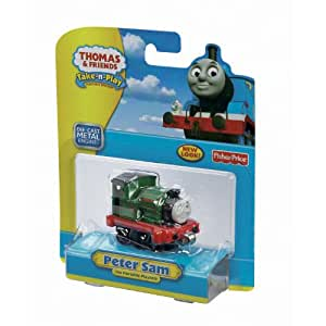 Thomas & Friends Take-n-Play Peter Sam Engine by Fisher-Price