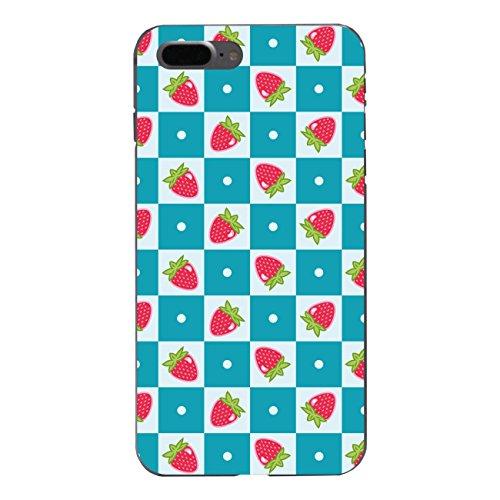 """Disagu SF-sdi-5317_1145#zub_cc6758 Design Schutzhülle für Apple iPhone 7 Plus - Motiv """"Erdbeeren 03"""""""