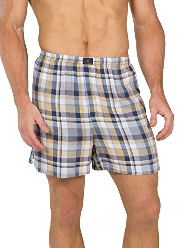 texere-mens-plaid-boxer-short-underwear-dionysus-blue-gold-large-best-birthday-anniversary-gifts-for