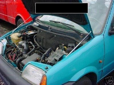 Wes Tuning 00015 Motorhaubenlifter Auto