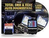 toad auto diagnostics - Total Car Diagnostics TOAD (Total OBD & ECU Auto Diagnostics) Software + ELM327 Bluetooth/USB Scanner
