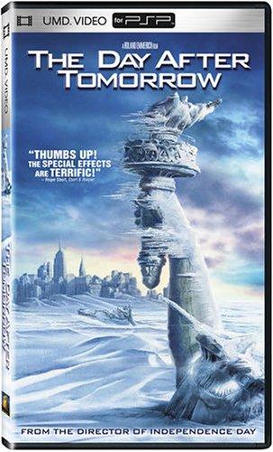 The Day After Tomorrow [USA] [UMD Mini para PSP]: Amazon.es ...