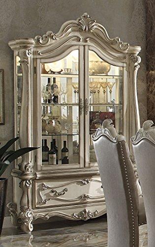 Acme Furniture ACME Versailles Bone White Curio ()