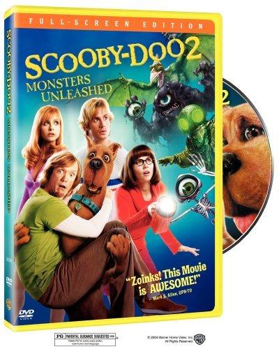 Amazon Com Scooby Doo 2 Monsters Unleashed Dvd 2004 Region 1 Us Import Ntsc Movies Tv