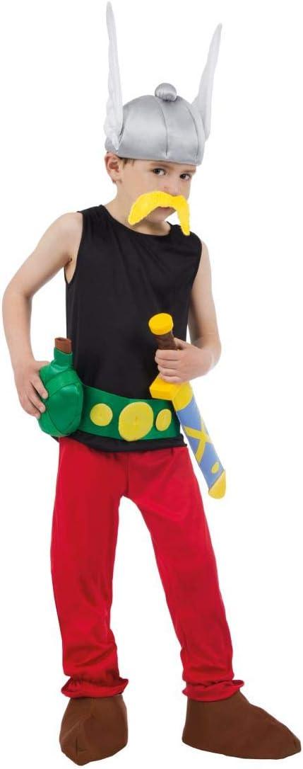 Disfraz Astérix ® para niño y adulto con accesorios (licencia oficial) (Asterix, 140 cm (9/10 años))