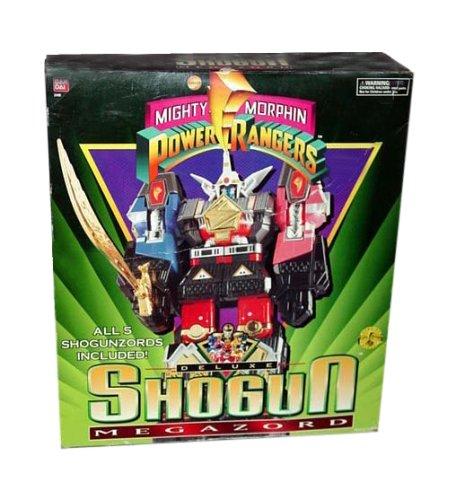 Power Rangers Deluxe Shogun Megazord (Power Rangers Mighty Morphin Zords)