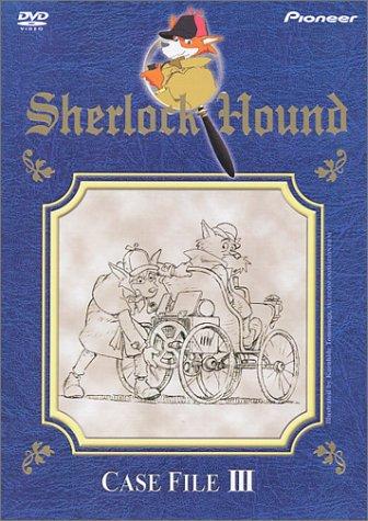 Sherlock Hound: Case File III (ep.11-14)