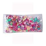 USHOT Novelty Gag Toys, Fruit Slices SoftScented Stress Relief Toy Sludge Toys Slime
