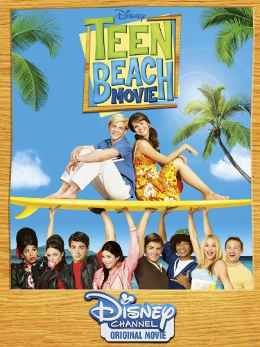 Teen 2 Disney Beach (Teen Beach Movie)