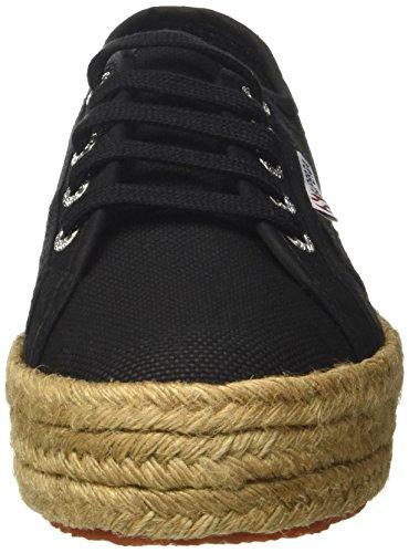 black Superga cotropew 2730 Femme Baskets Noir 999 FffXrqwS