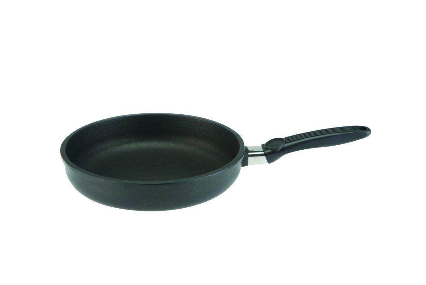 SKK 8520 Premium Plus Deep Frypan Frying pan With Detachable Handle 24x5.5cm/9.5x2.25''