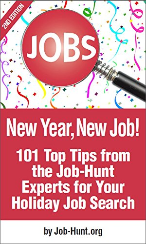 new year new job 101 top tips from job hunt experts for your