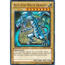 Yu-Gi-Oh! - Blue-Eyes White Dragon (SDBE-EN001) - Structure Deck: Saga of Blue-Eyes White Dragon - Unlimited Edition - Ultra Rare by Yu-Gi-Oh!