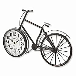 FB Jewels Solid Vintage Bicycle Clock