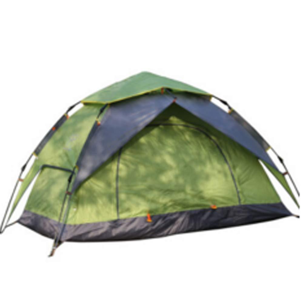 ZBW 2 Personen 3-4 Jahreszeiten Rucksack-Zelt Wasserdicht Familienzelt Camping Wandern Zelt