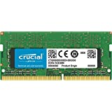 Crucial 16GB Single DDR4 2133 MT/s (PC4-17000) SODIMM 260-Pin Memory - CT16G4SFD8213