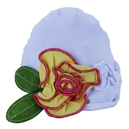 infant-baby-girls-soft-cotton-beanie-flower-hat-toddler-cap-blue