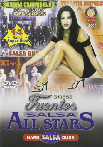 Discos Fuentes Salsa All-Stars: Hard Salsa - Salsa Dura (Salsa Concerts compare prices)