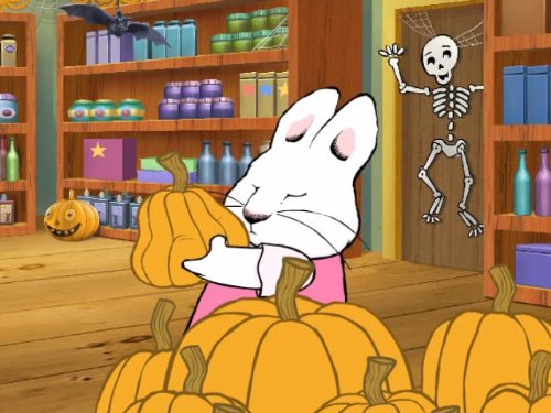 Max's Jack-o-Lantern/Max & Ruby's Perfect Pumpkin/Max's Big Boo! ()