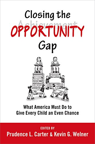 Closing the Opportunity Gap: What America Must Do to Give Every Child an Even Chance ()