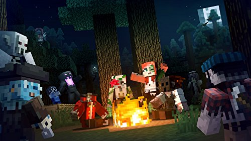 Minecraft: Campfire Tales Skin Pack - Nintendo Switch [Digital Code]