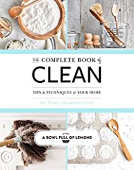 The follow-up to the bestselling Complete Book of Home Organization, the Complete Book of Home Cleaning is a complete, eco-friendly guide to cleaning your home. From establishing routines, making schedules, and DIYing green cleaning solutions...
