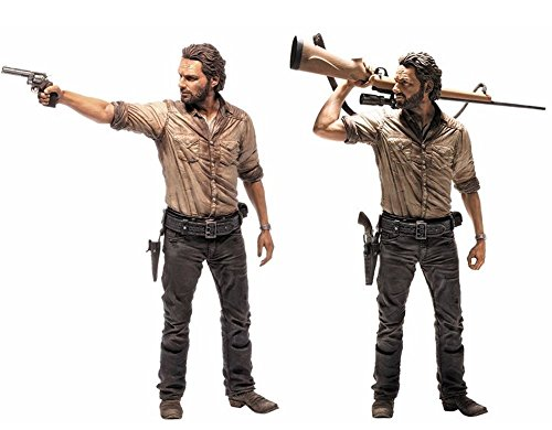"McFarlane Toys The Walking Dead TV 10"" Rick Grimes Deluxe Figure"