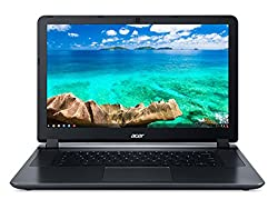 Monoprice Acer CB3-532-C47C 15.634; Chromebook Intel 1.6ghz Dual Core 2GB 16GB Recertified
