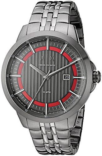 Armani Exchange Men's AX2262  Gunmetal  Watch
